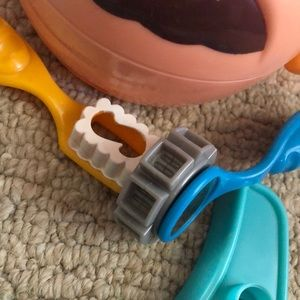 Toys - Play doh dentist set
